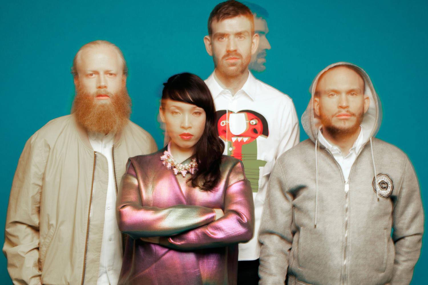 Little Dragon air new 'Pretty Girls' video
