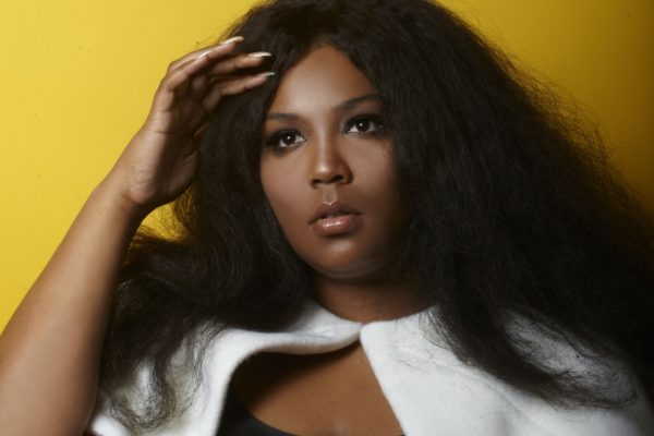 """Lizzo: """"I'm not this crazy, axe-wielding girl any more"""""""