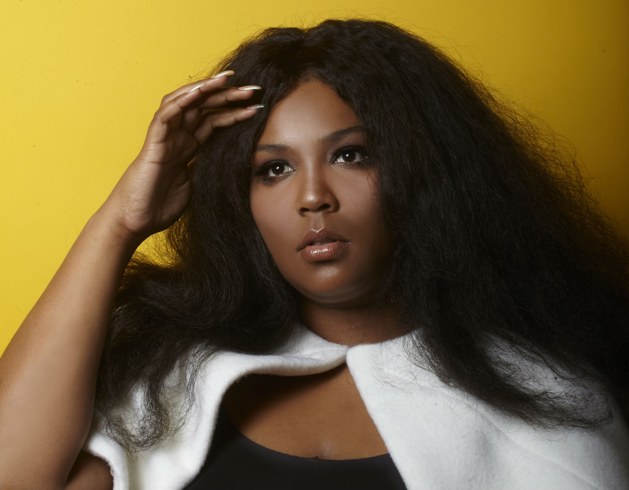 "Lizzo: ""I'm not this crazy, axe-wielding girl any more"""