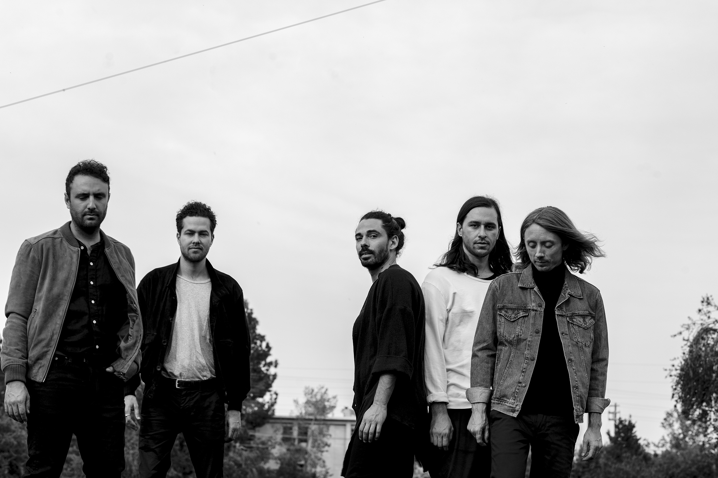 Coming out of the fog: Local Natives