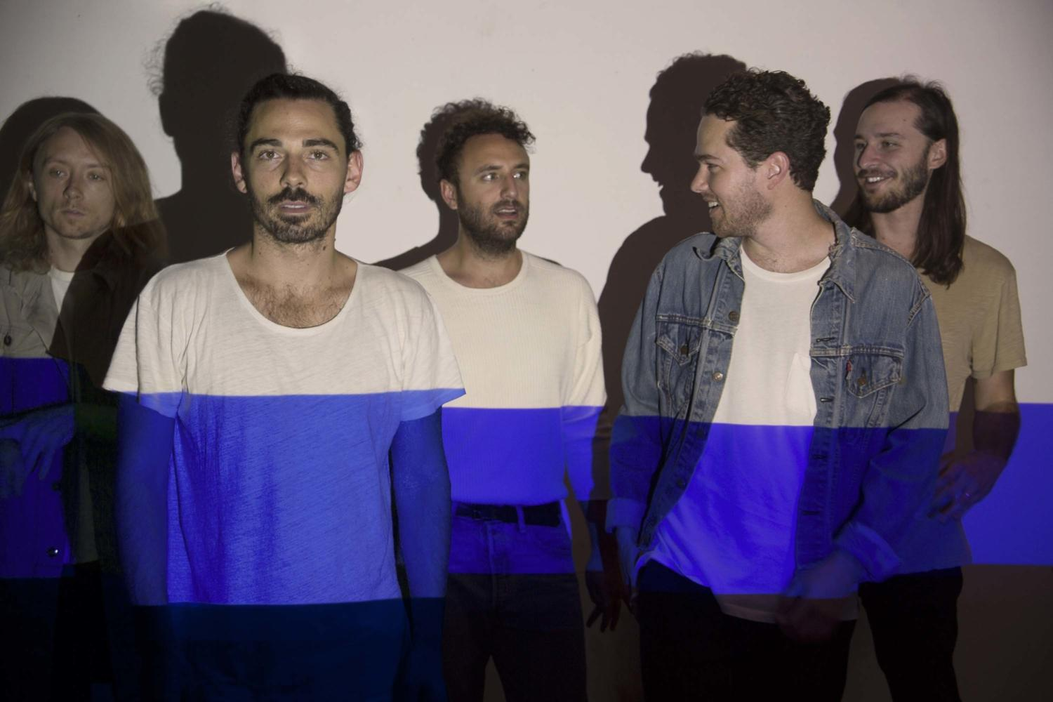 Local Natives share a demo version of 'Colombia'