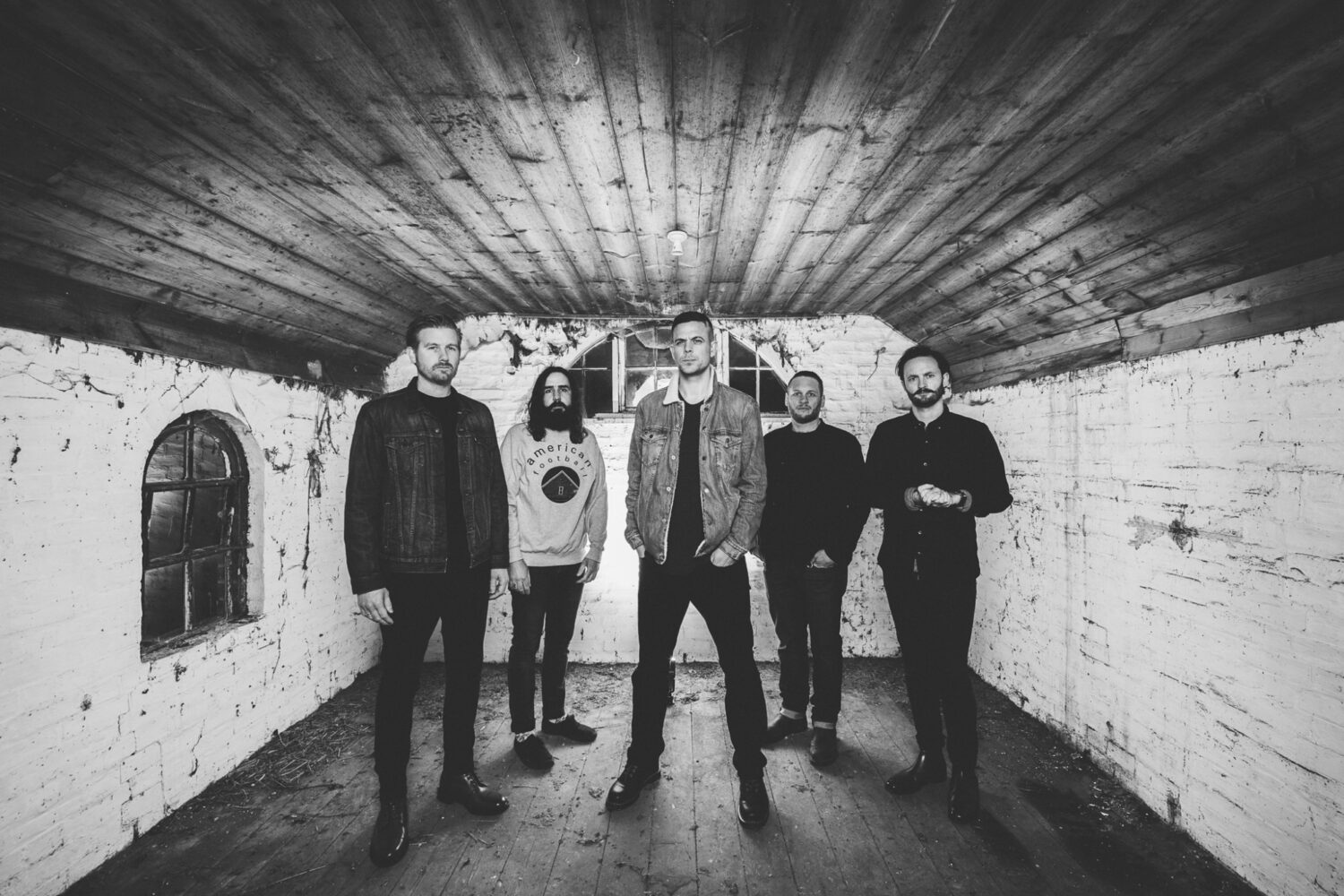 Lonely The Brave enter 'Jaws of Hell' with new video