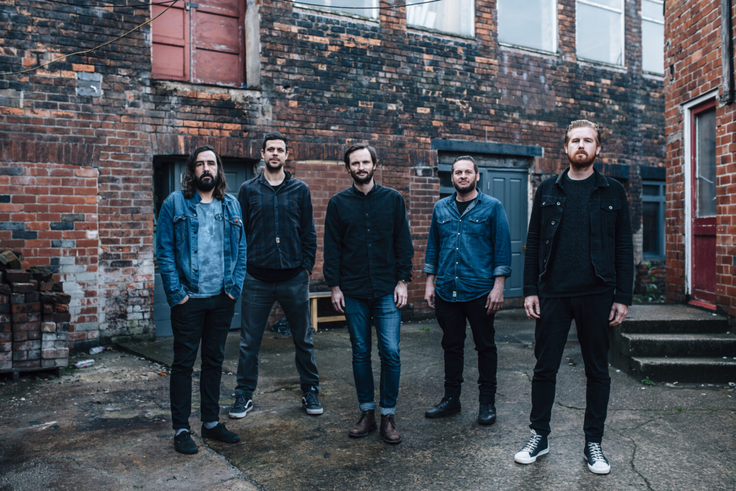 Lonely The Brave offer up new track 'Black Mire'