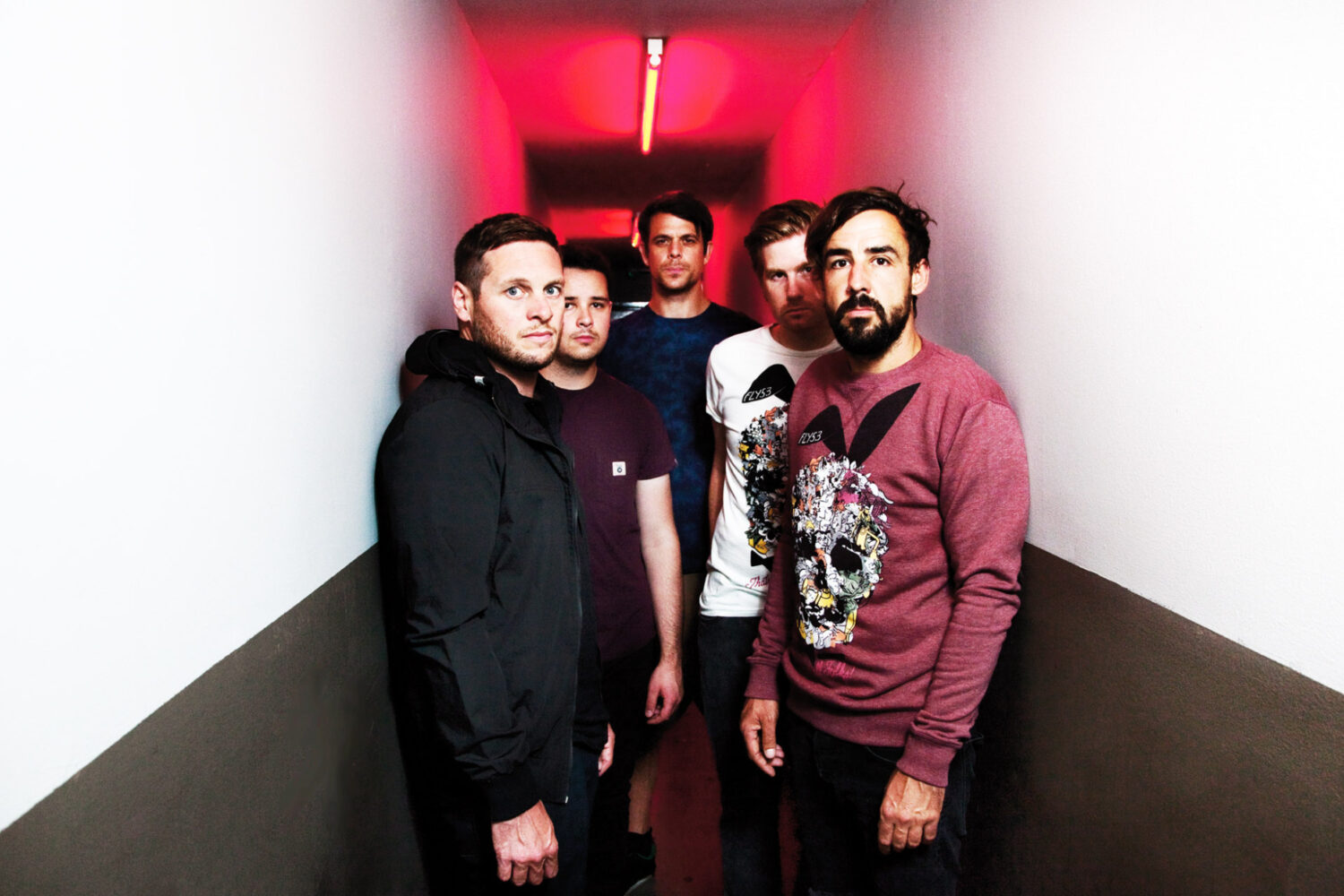 Lonely The Brave Announce Debut Album 'The Day's War'