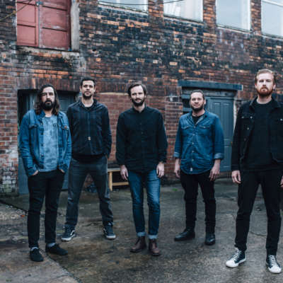 Lonely The Brave share huge new track 'Rattlesnakes'