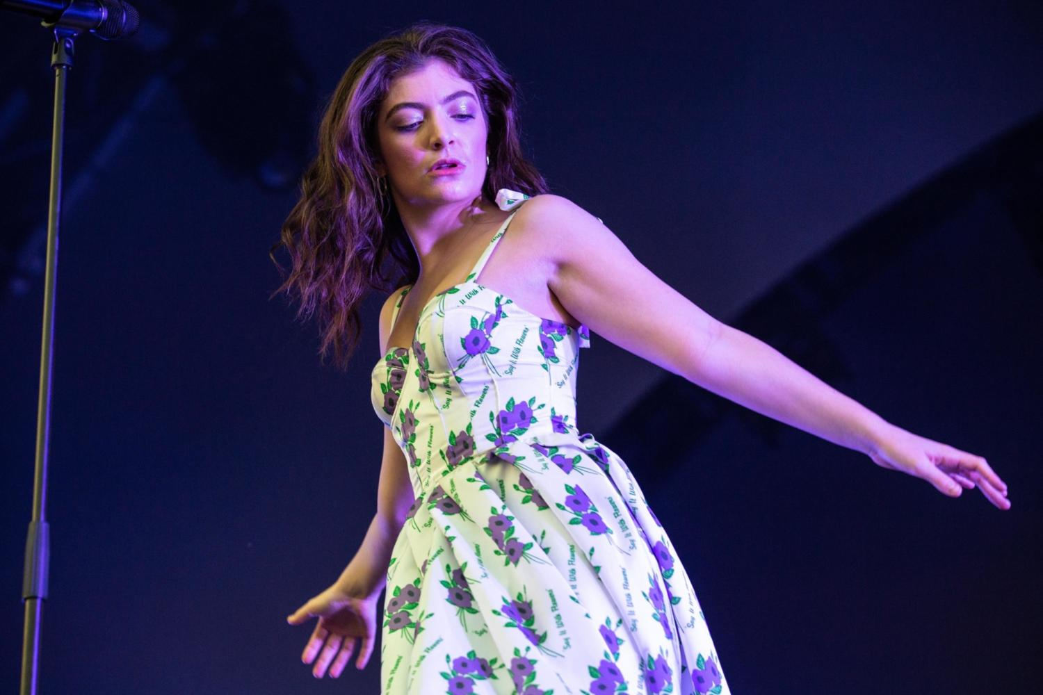 Lorde is releasing a new photo book