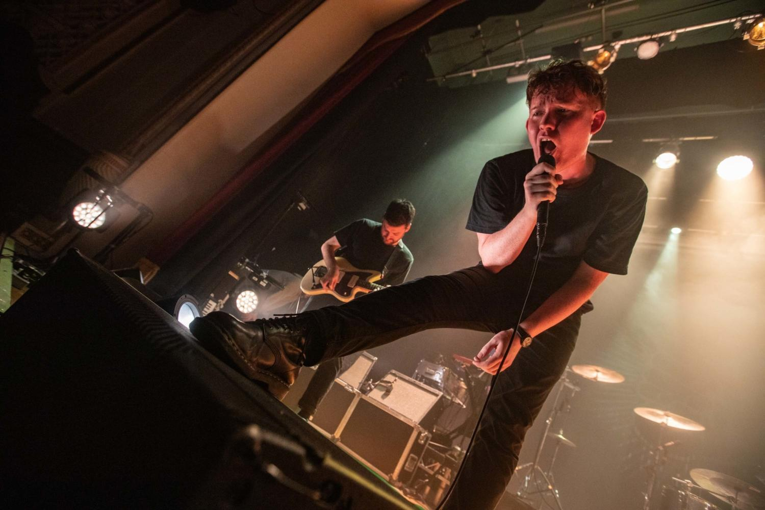 Los Campesinos!, Islington Assembly Hall, London