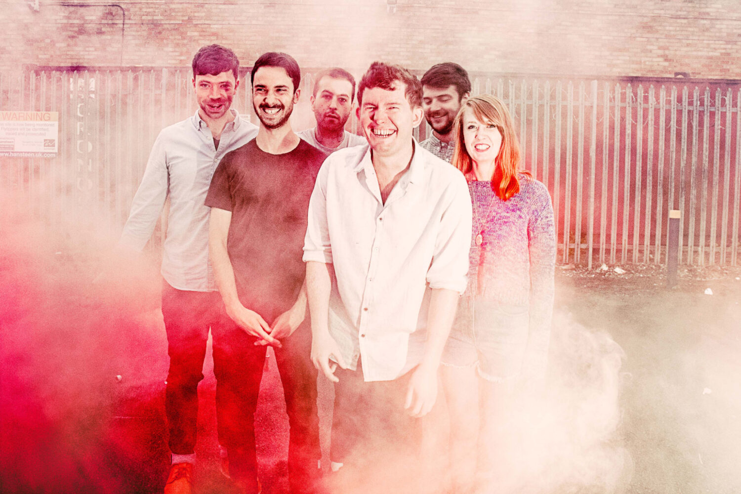 Los Campesinos!, Lonely The Brave and Pretty Vicious join the Handmade Festival 2015 line-up