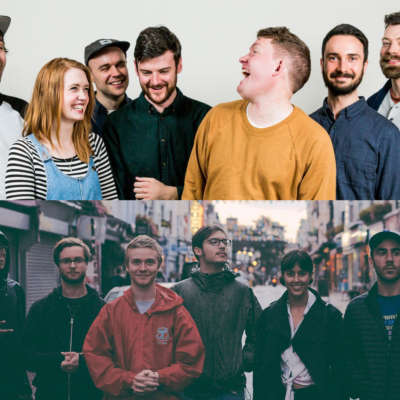 Versus: Los Campesinos! & Pinegrove grill each other ahead of Mirrors Festival 2017