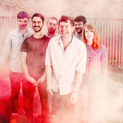 """Los Campesinos!: """"You can pretty much get by on charm and energy alone"""""""
