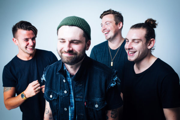 Lower Than Atlantis reveal new track 'Get Over It'