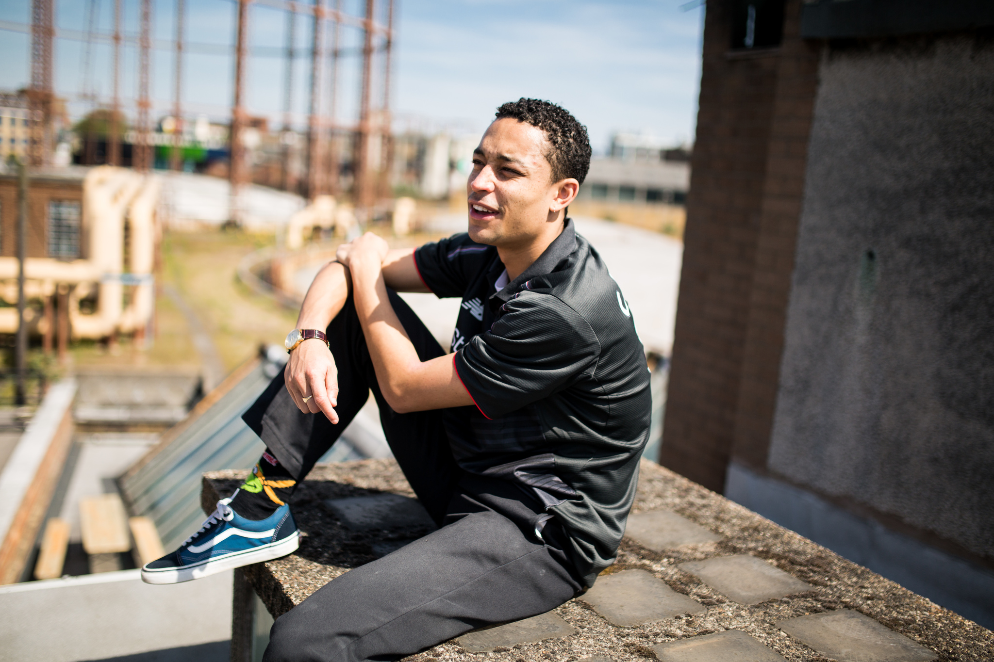 The fearless, family-led life of Loyle Carner