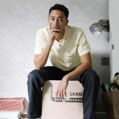 Loyle Carner announces new album 'Not Waving, But Drowning'