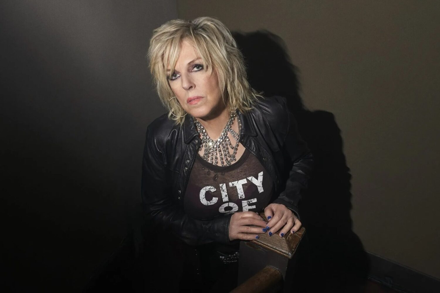 Lucinda Williams covers Sharon Van Etten's 'Save Yourself'