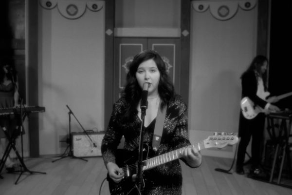 Lucy Dacus performs 'Brando' on Jimmy Kimmel