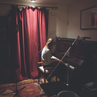 In the Studio: Lucy Rose