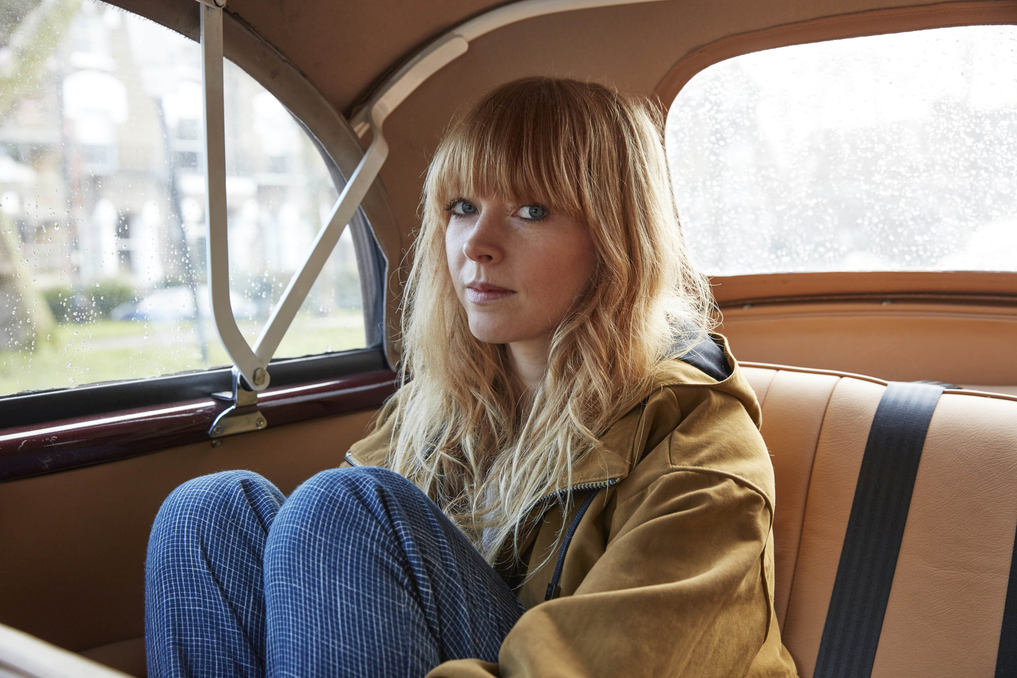 Lucy Rose unveils 'End Up Here' video