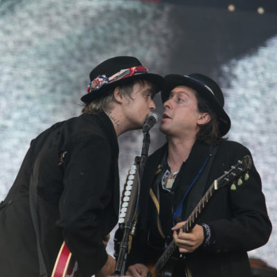 Watch The Libertines debut 'Barbarians' at T in the Park