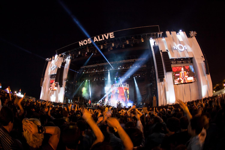 Nos Alive 2014