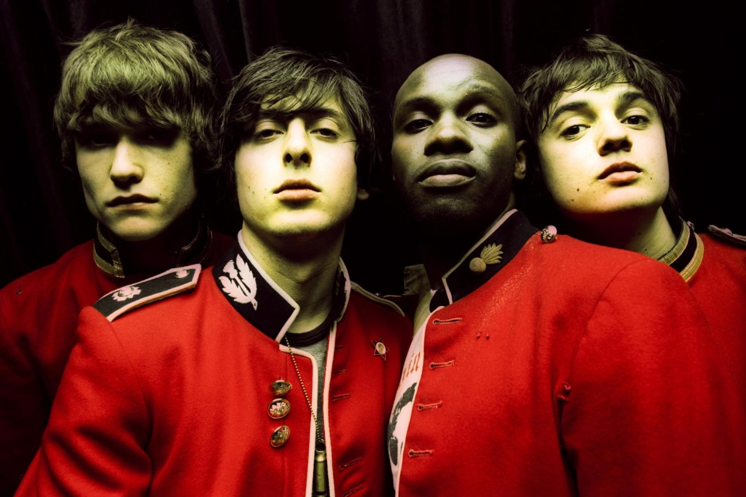 The Libertines announce second live date at Glasgow Barrowlands