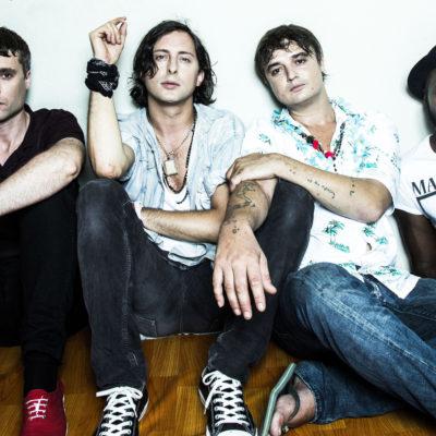 The Libertines postpone album, share two new songs