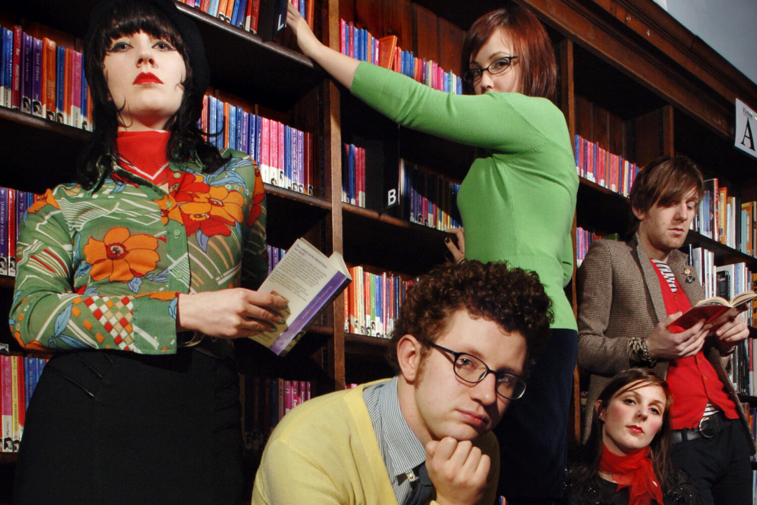 Looking back on The Long Blondes' 'Someone To Drive You Home'