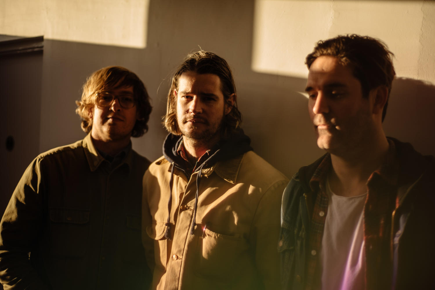 METZ reveal visuals for ferocious track 'Dry Up', from their upcoming rarities compilation
