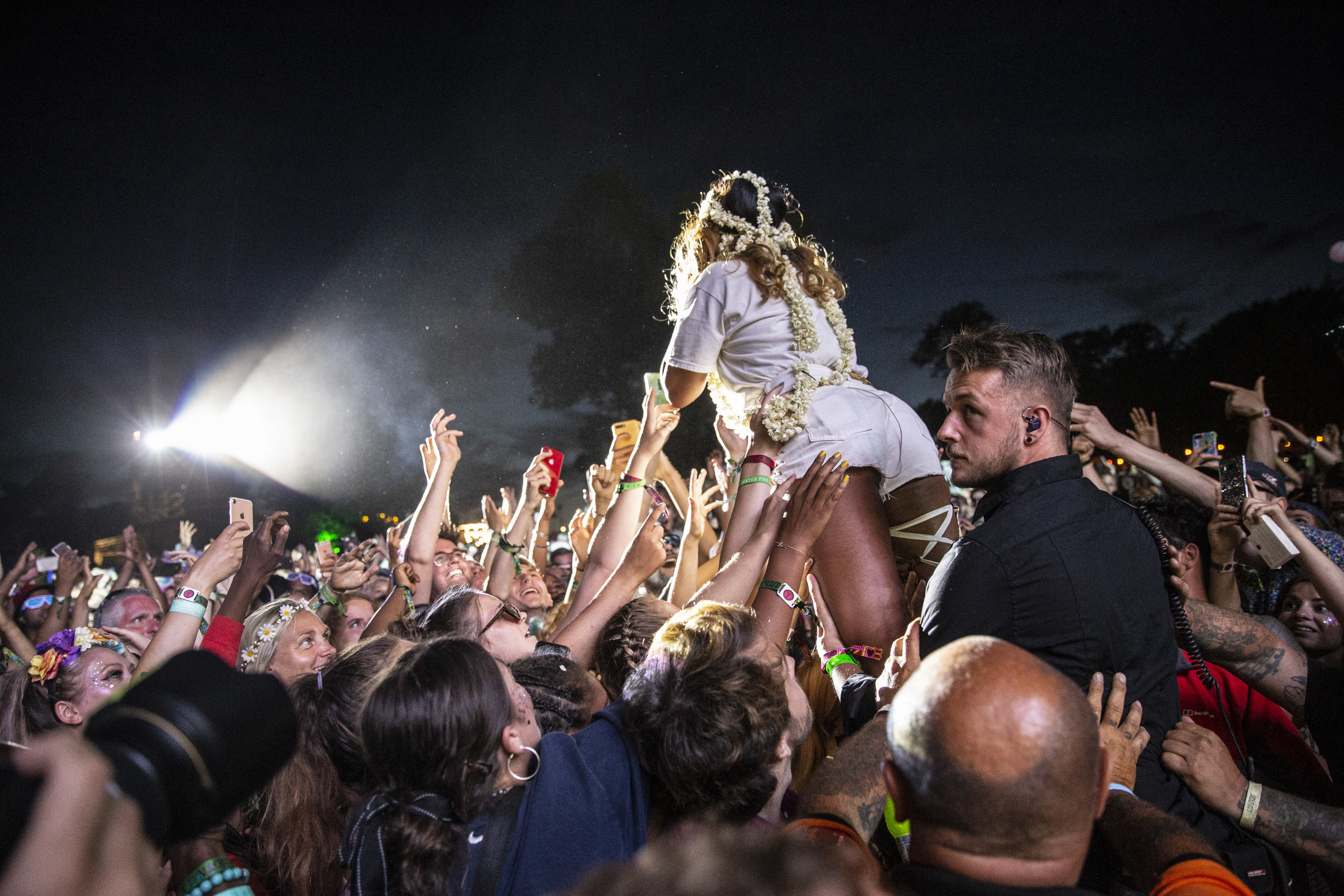 M.I.A. brings ferocious headline set to Bestival 2018