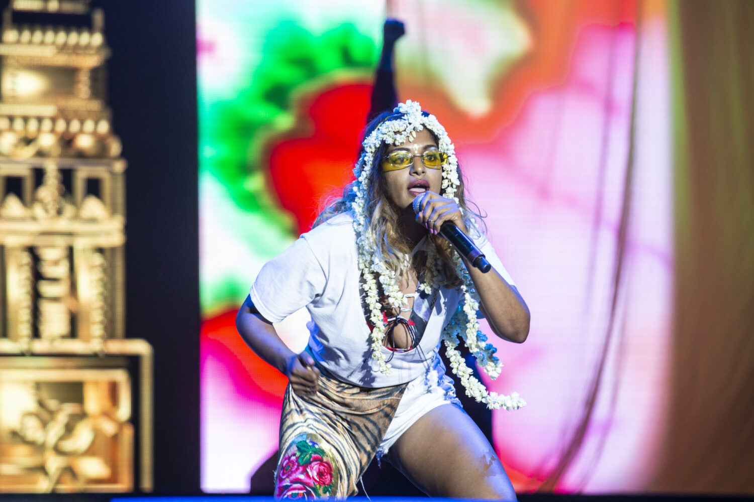 M.I.A. says she's quitting music for a while