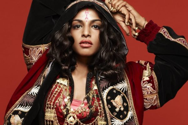A documentary about M.I.A. will premiere at Sundance