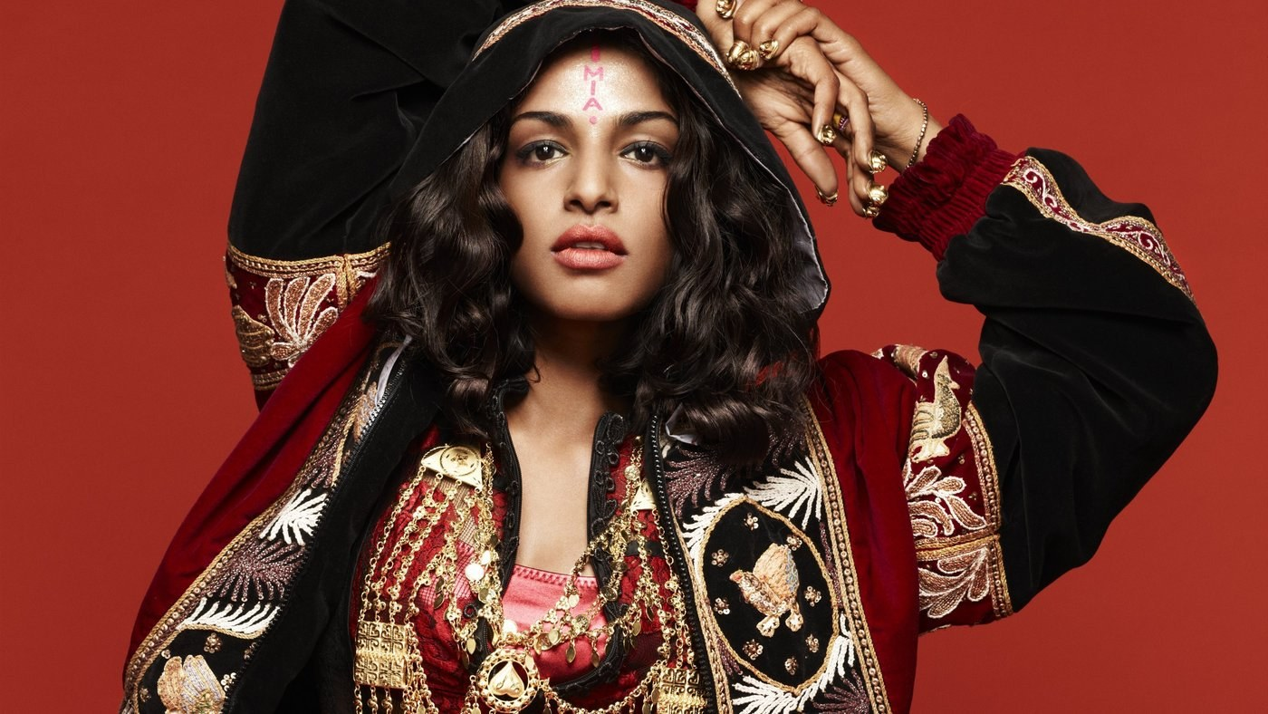 M.I.A. has got 'GOALS' on her new track