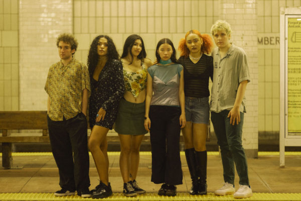 MICHELLE announce new album 'After Dinner We Talk Dreams'