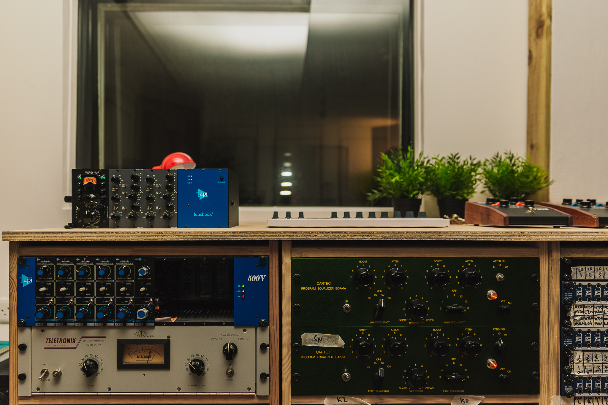 ​There's no place like Suburban Home: producer MJ shows us around his rebuilt studio​