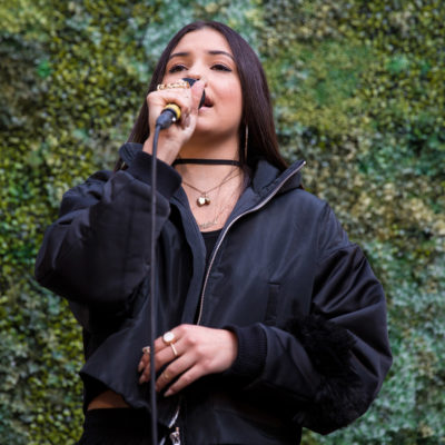Mabel is ready and able on her new 'Thinking of You' single