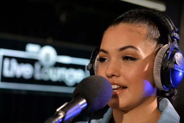 Watch Mabel cover Coldplay in the Live Lounge