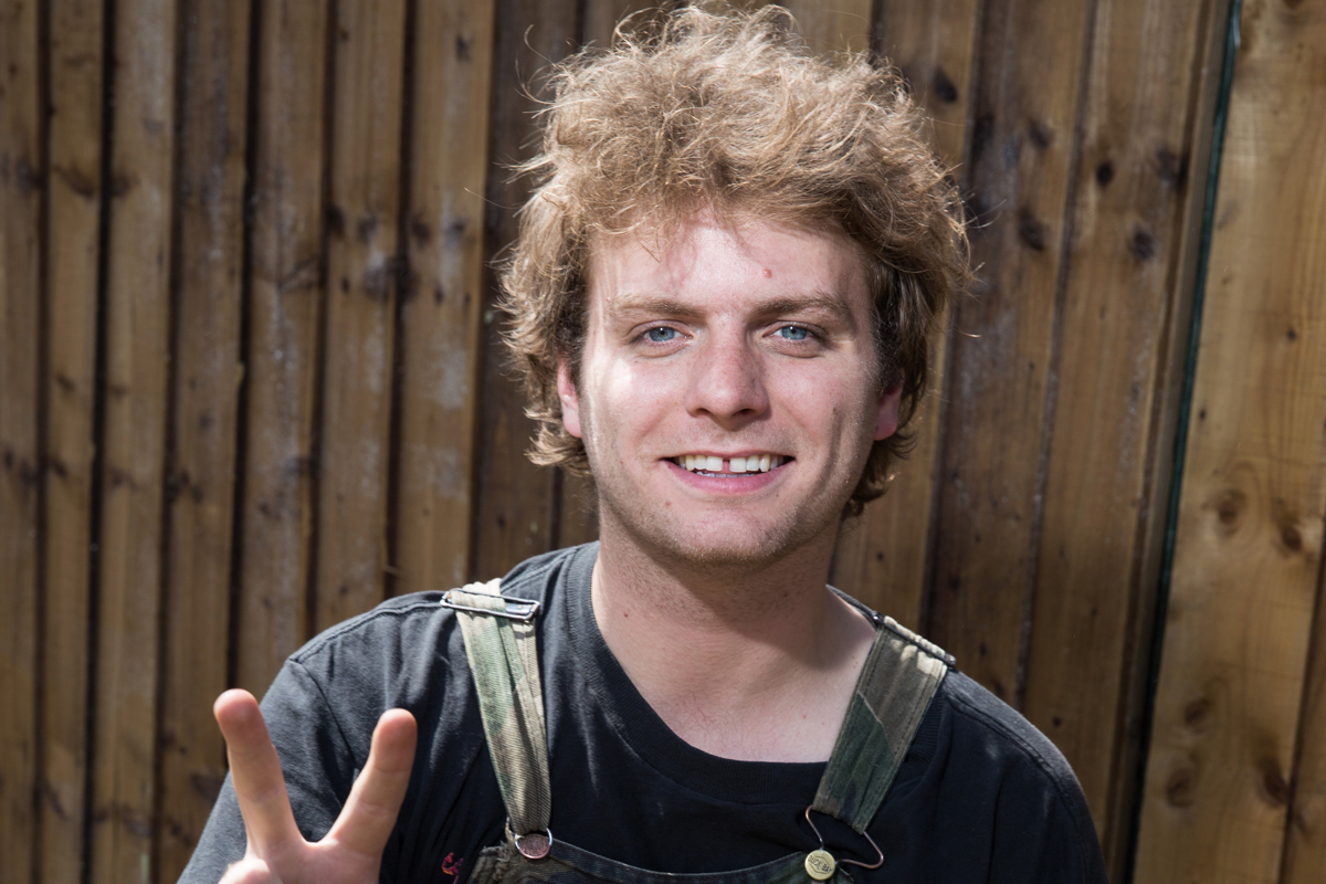 """Mac DeMarco: """"I've reeled it in a little bit, but not that much"""""""