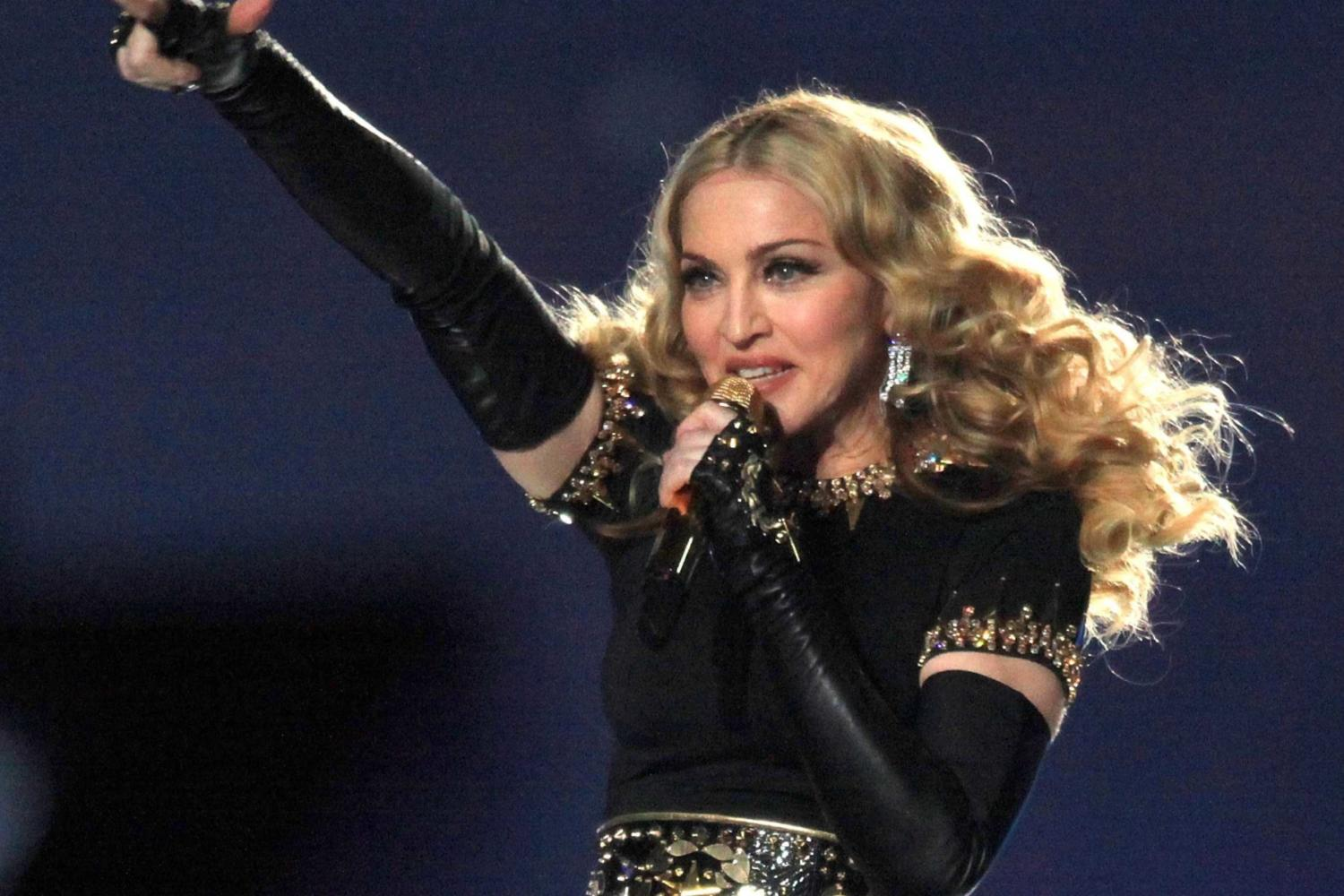Madonna releases six songs from new album 'Rebel Heart'