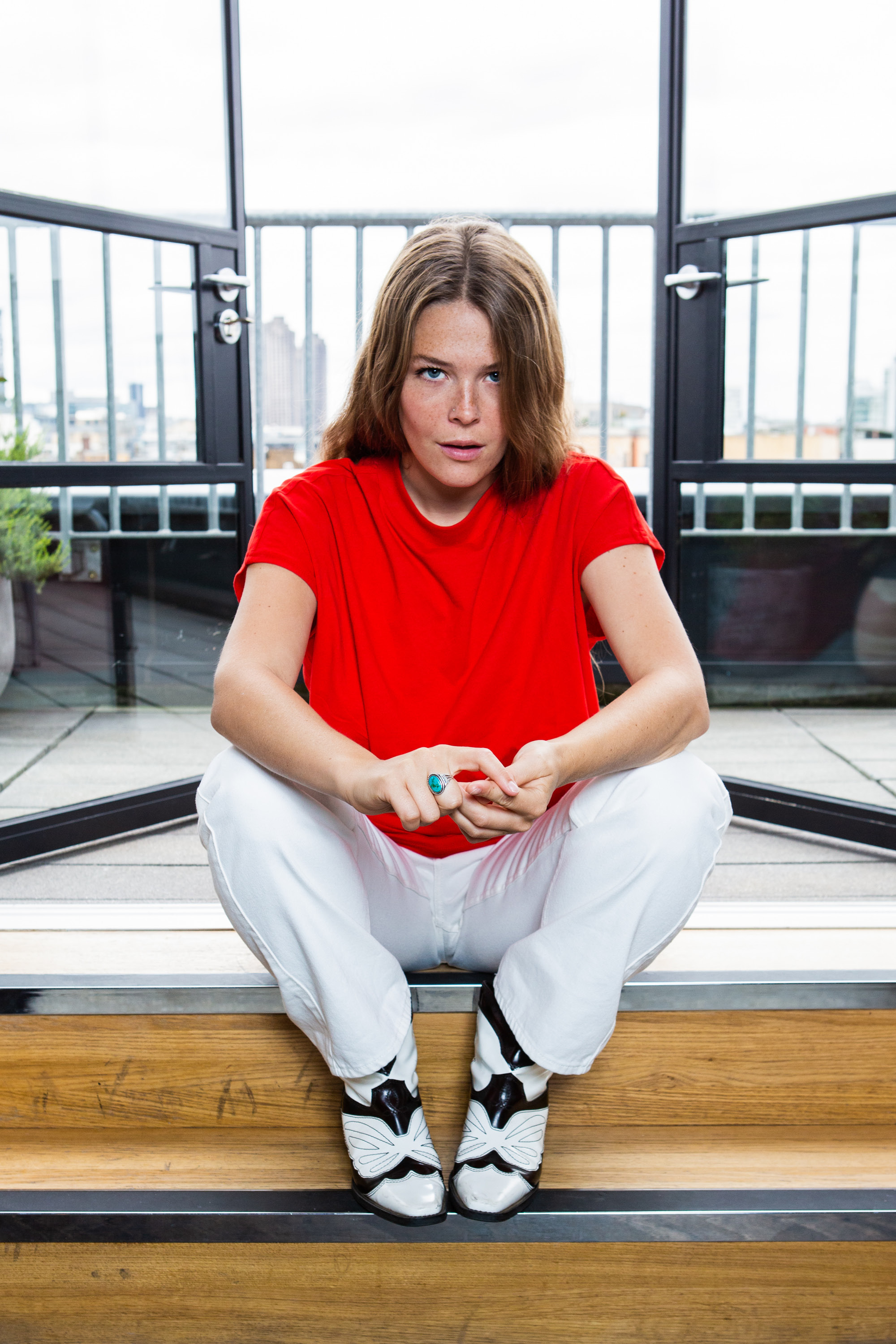 Present tense: Maggie Rogers