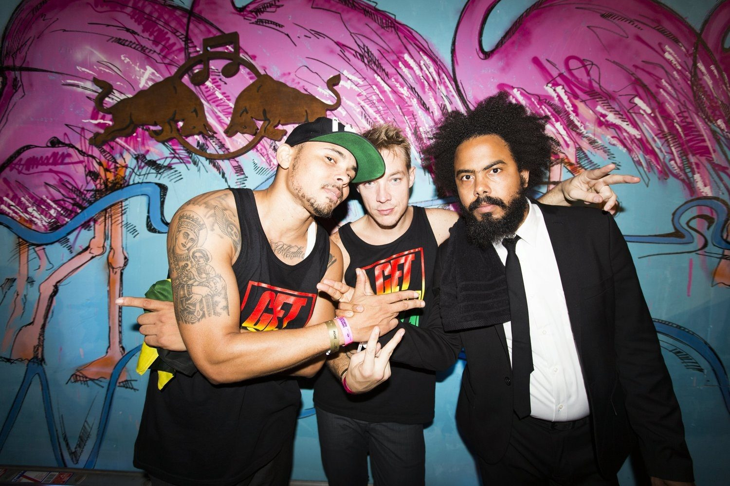 Major Lazer and MØ's 'Lean On' becomes Spotify's most-streamed song of all time