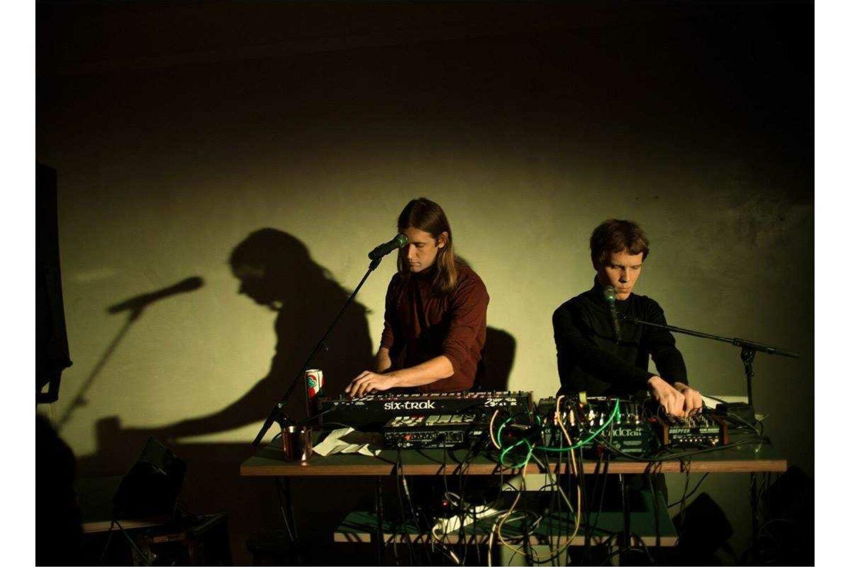 Man Duo (Jaakko Eino Kalevi and Long-Sam) announce new album 'Orbit'