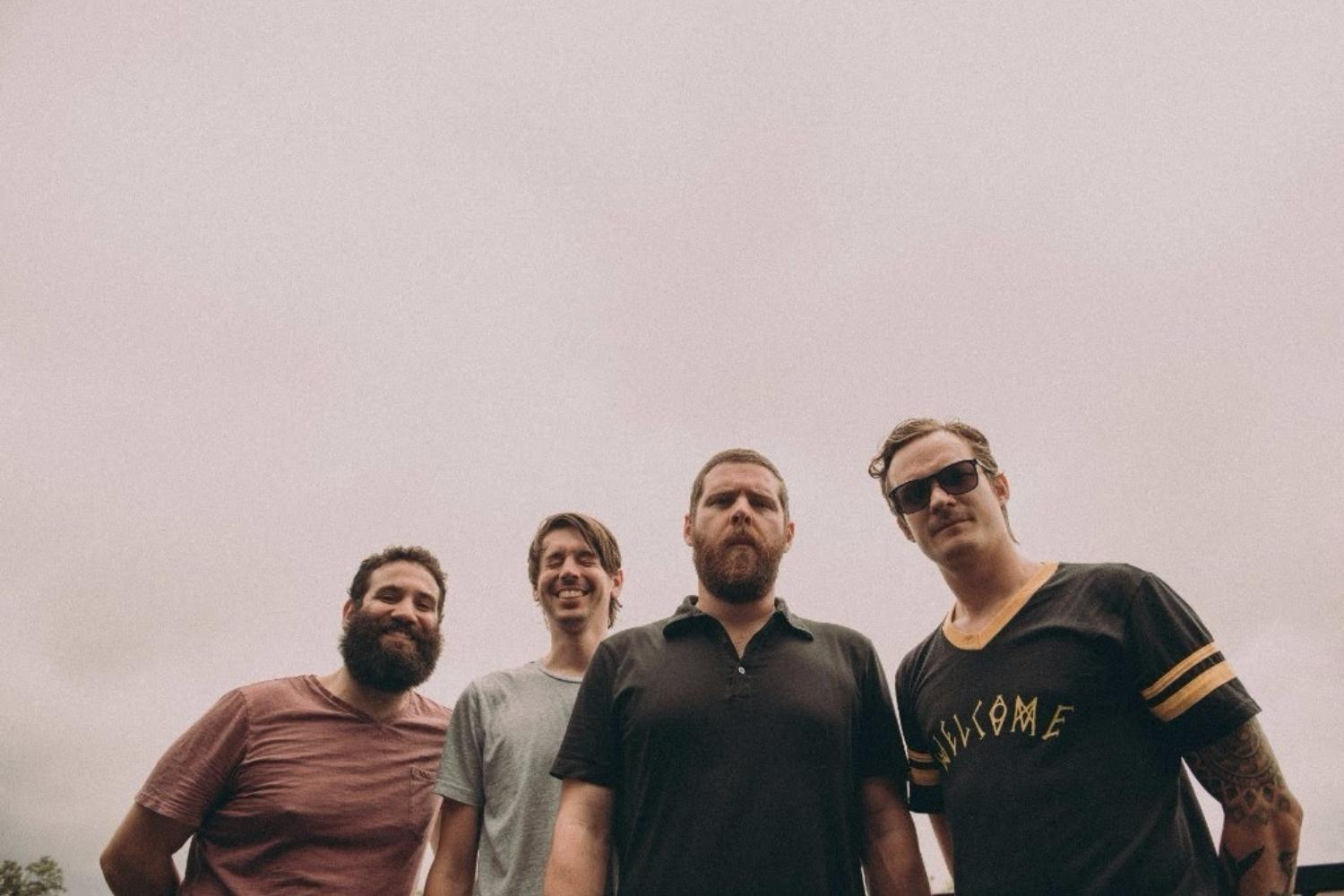 Manchester Orchestra are picture perfect in the video for 'The Grocery'
