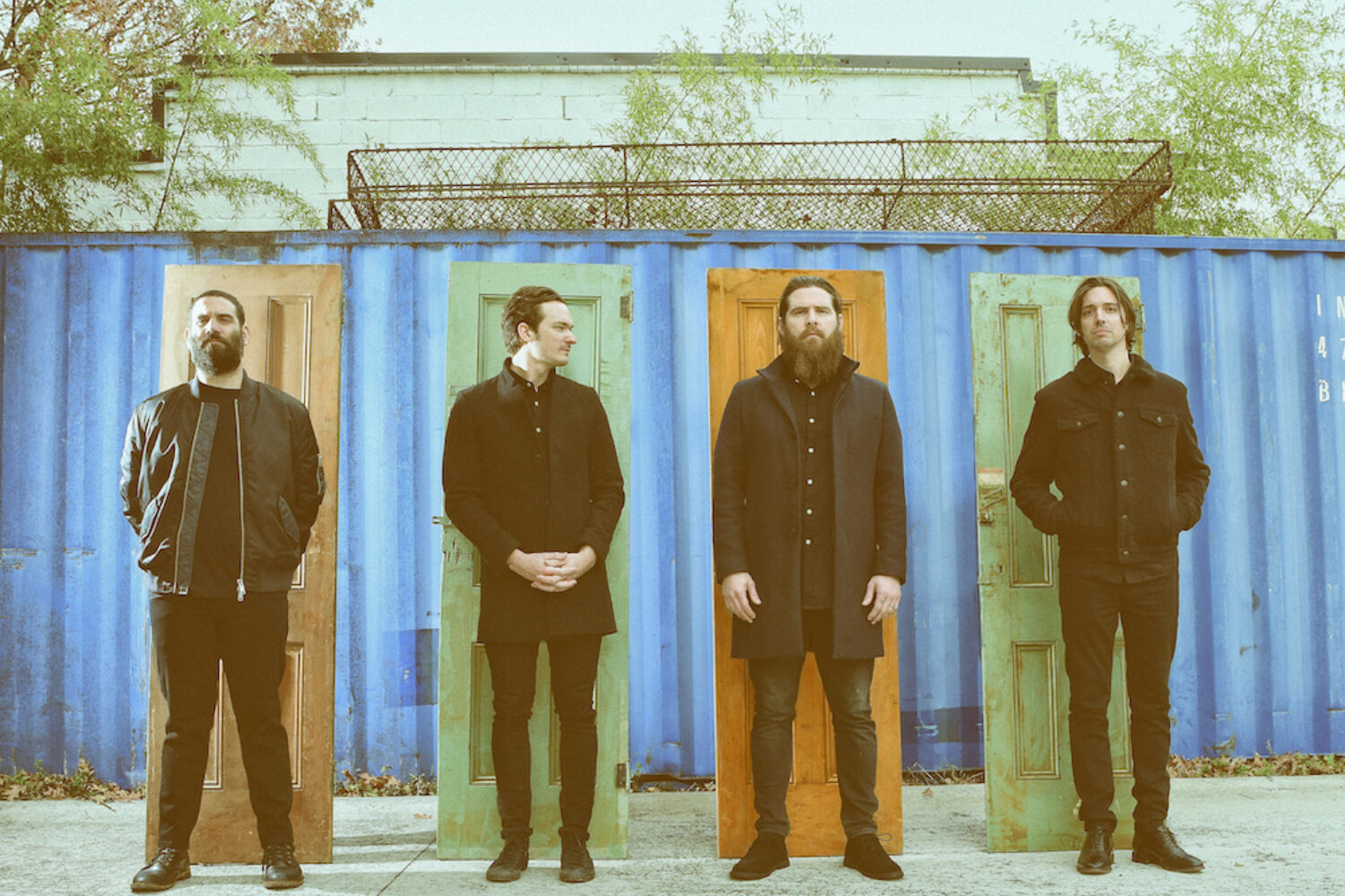 Manchester Orchestra release new single 'Telepath'