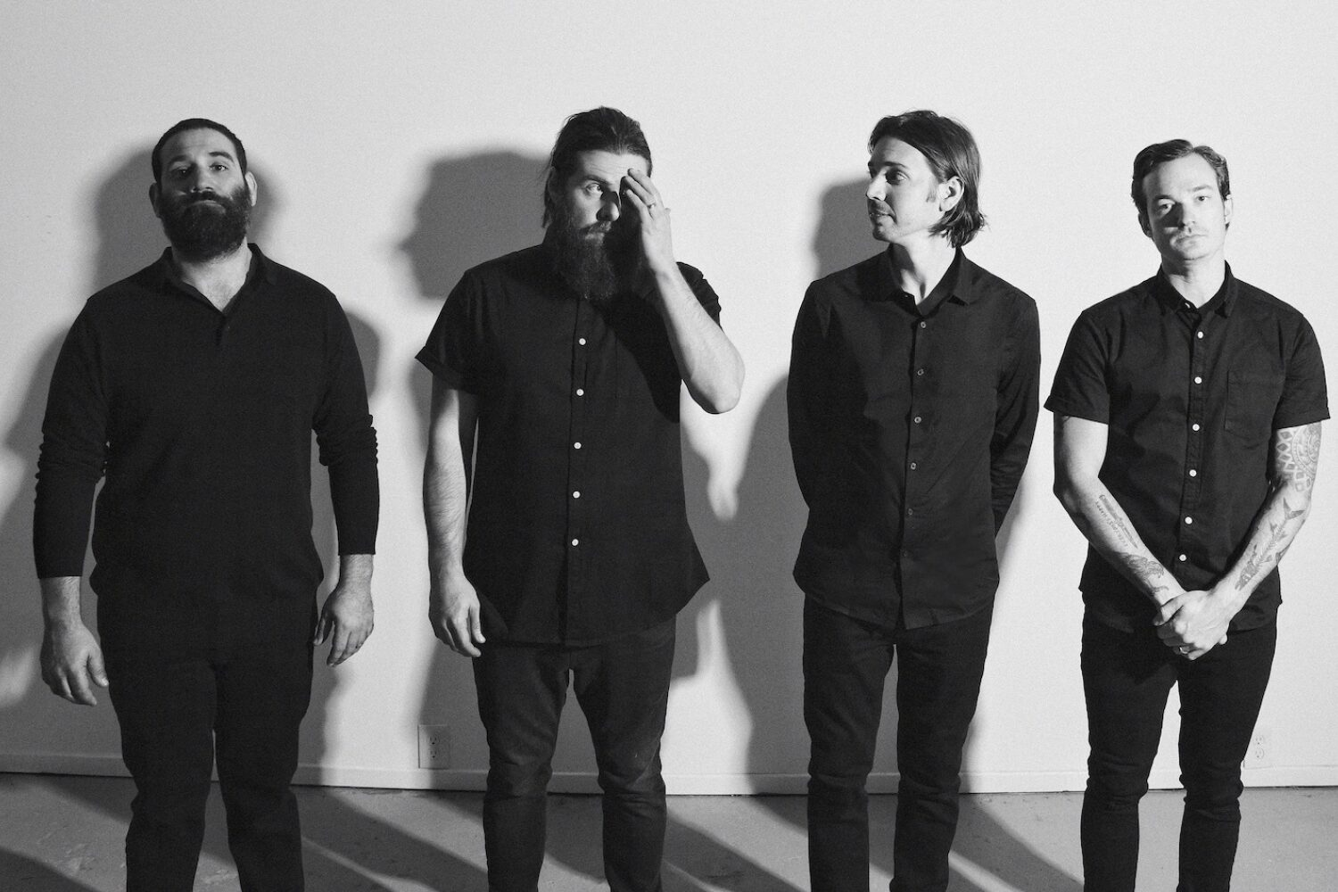 The Great Unmasking: Manchester Orchestra