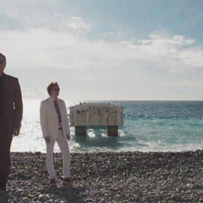 Manic Street Preachers share a new video for 'International Blue'