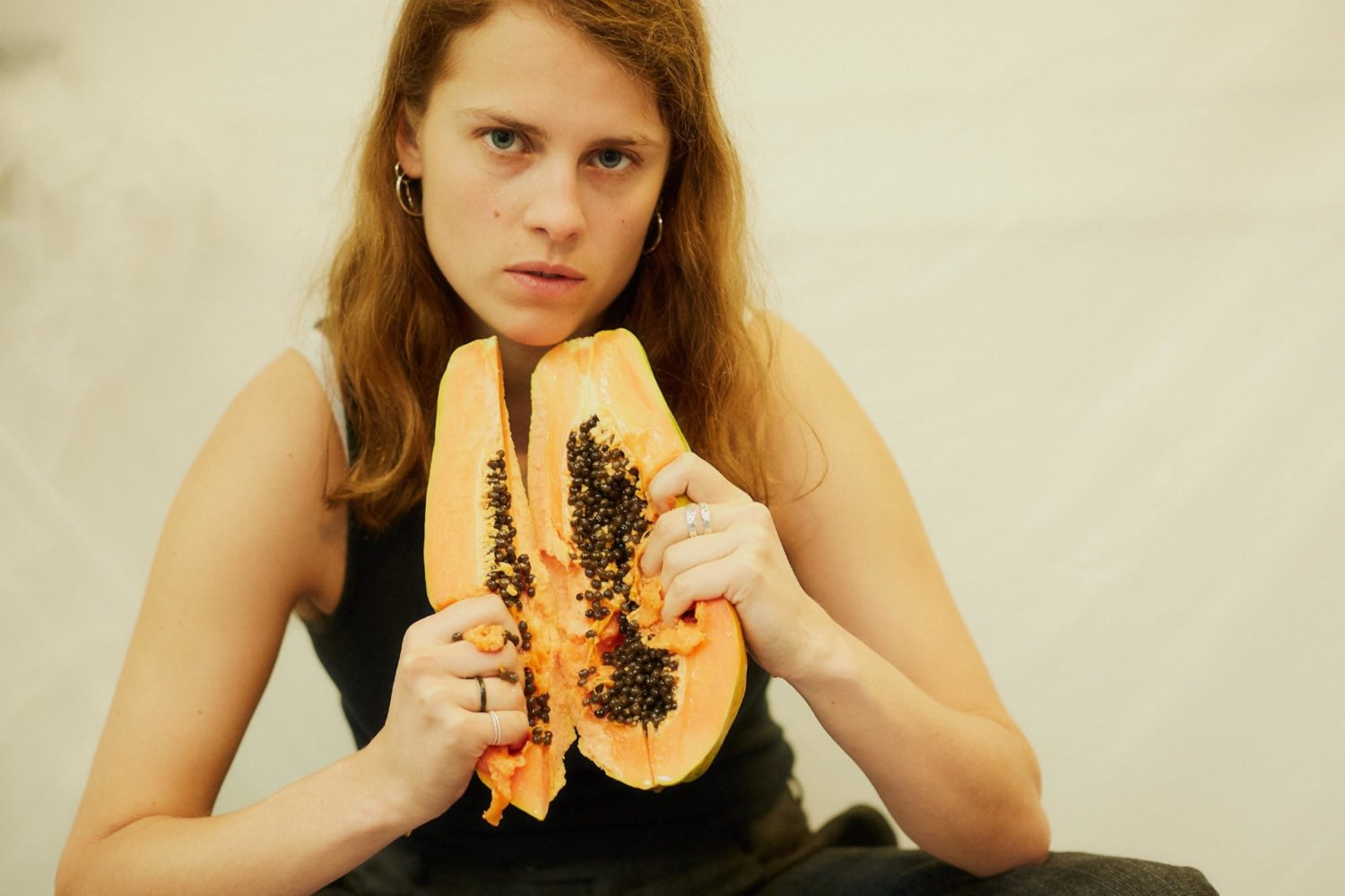 The Human Touch: Marika Hackman goes full frontal for DIY's July cover