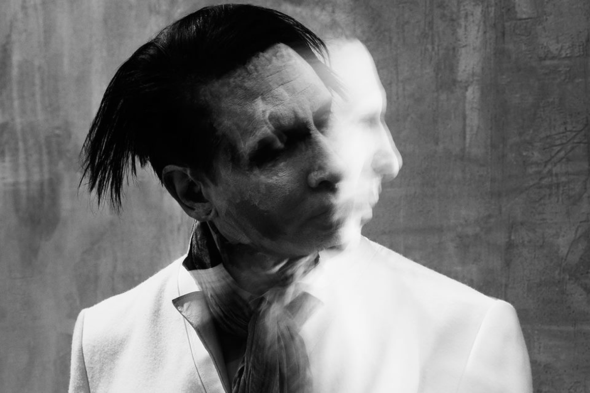 Marilyn Manson previews new album with 'Third Day Of A Seven Day Binge'