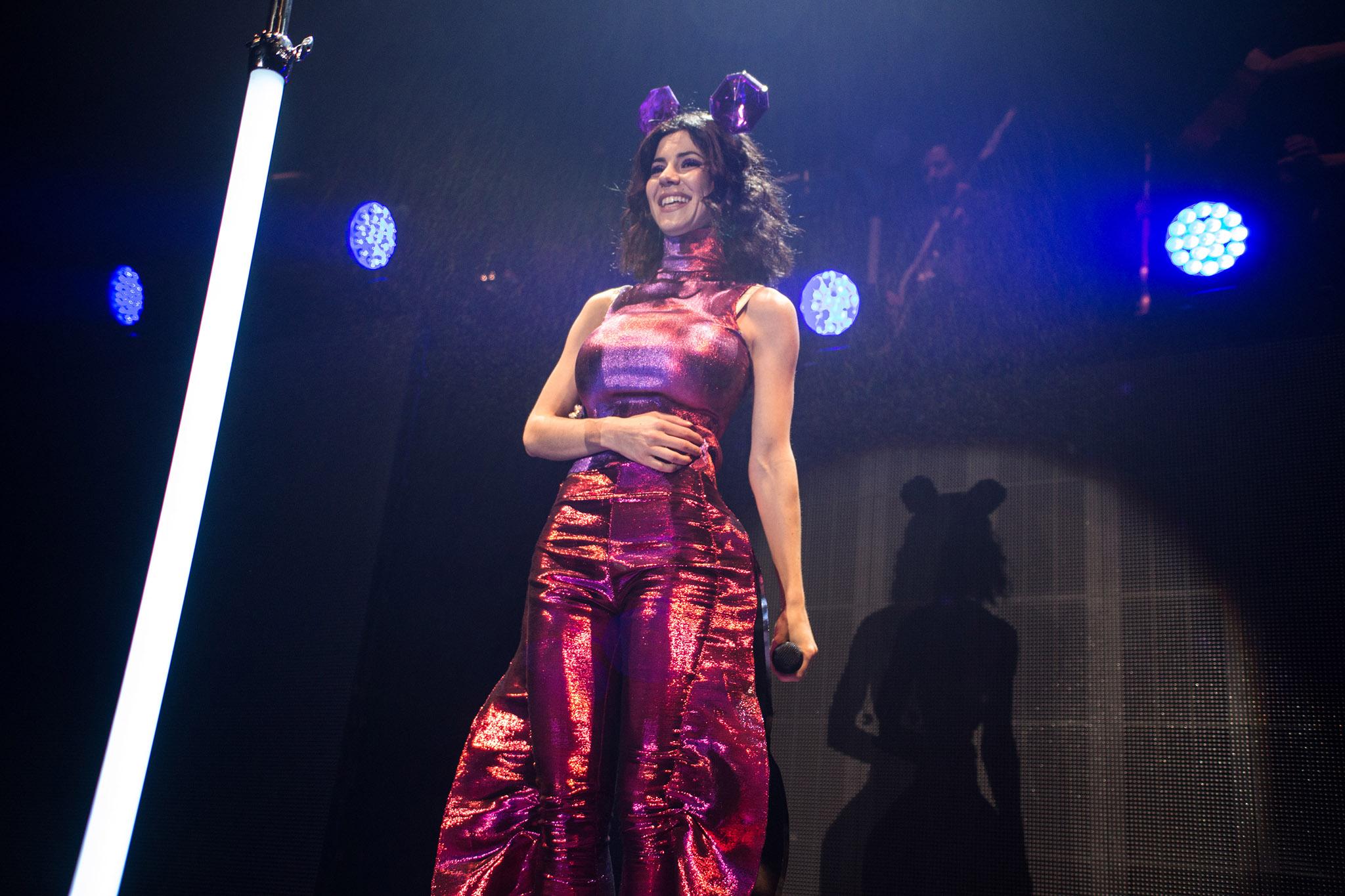 Marina and the Diamonds, Roundhouse, London