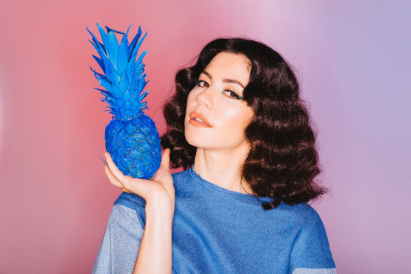 Marina and the Diamonds: Can't pin her down