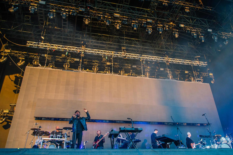 Massive Attack plot 'Mezzanine' arena shows