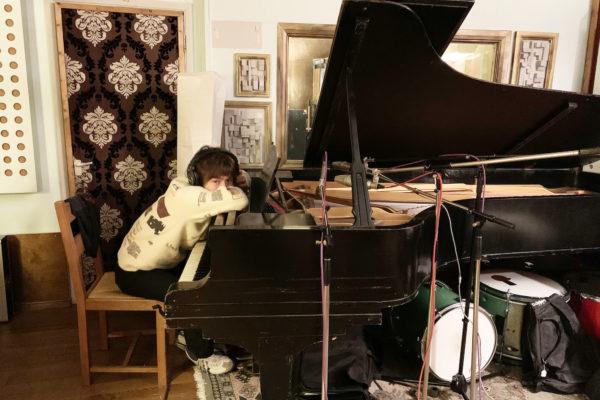 In The Studio with... Matt Maltese